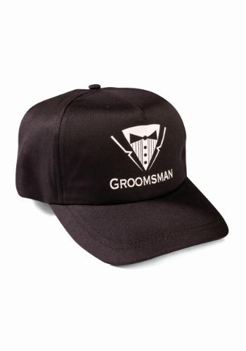 Gorra de béisbol del padrino de boda