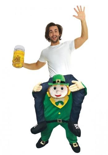 Disfraz de Leprechaun de montar para adulto