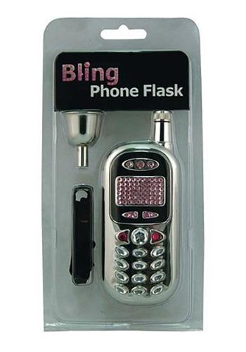 Frasco de teléfono celular Bling Bling 3 oz