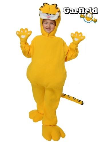 Disfraz infantil de Garfield