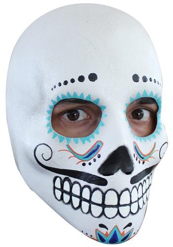 Máscara de Catrina de Día de Muertos