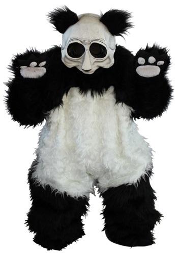 Disfraz de Panda de zombi