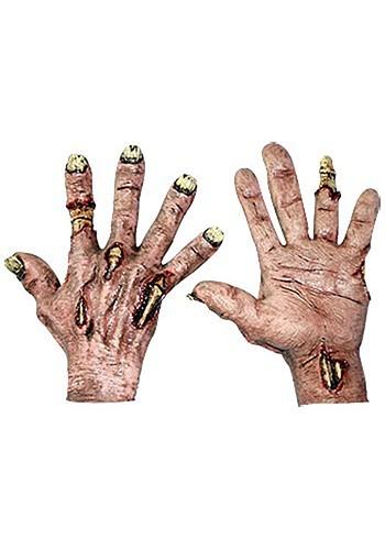 Manos de zombi