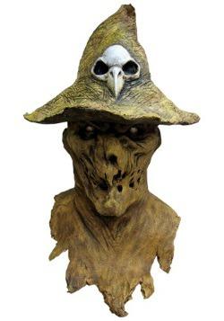 Máscara de espantapájaros malévolo