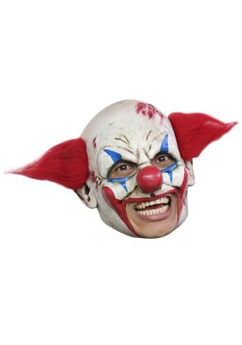 Máscara de payaso maligno de lujo