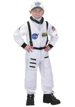 Disfraz de astronauta para niños