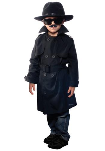 Disfraz de Agente Secreto Infantil