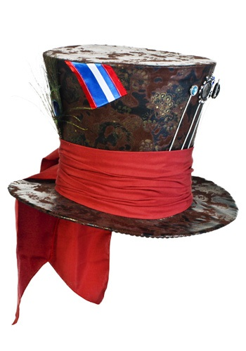 Sombrero del Sombrerero Loco jumbo café