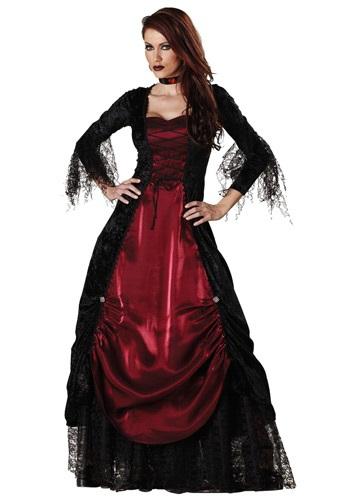 Disfraz de Vampira deluxe