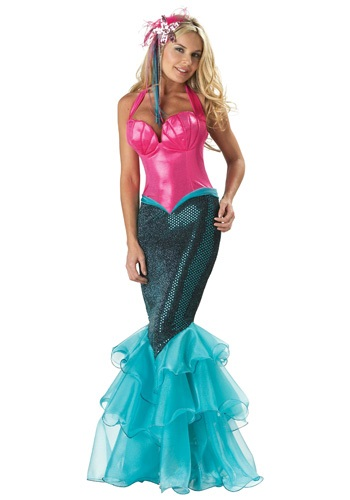 Disfraz de Sirena Elite
