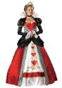 Disfraz para adulto de Reina de Corazones deluxe