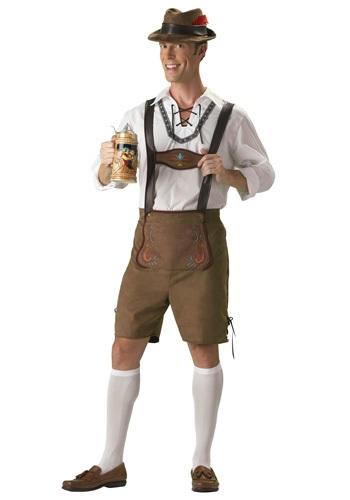 Disfraz de tipo Oktoberfest