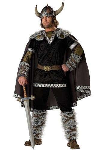 Disfraz de guerrero vikingo Elite