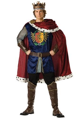 Disfraz de Rey Noble