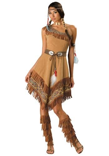 Vestido nativo tribal sexy