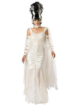 Disfraz de novia monstruo de lujo