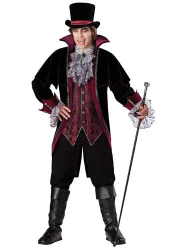 Disfraz de vampiro de Versalles