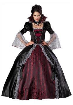 Disfraz de vampiresa de Versalles