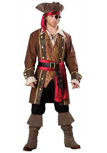 Disfraz de pirata del Capitán Calavera