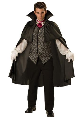 Disfraz de vampiro de medianoche
