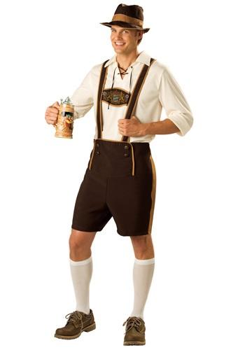 Disfraz tradicional alemán