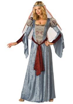 Disfraz de doncella encantadora Marion