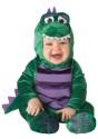 Disfraz de dinosaurio para bebés