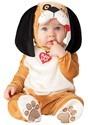 Disfraz de cachorro adorable para bebé