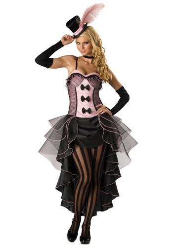 Disfraz de bailarina de burlesque