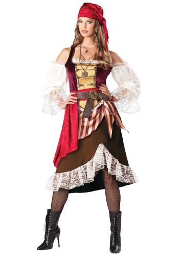 Disfraz de pirata de la novia del marinero