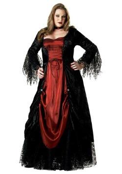 Disfraz de vampiro para mujer talla extra