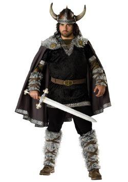 Disfraz de Guerrero Vikingo talla extra