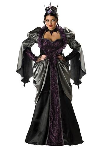 Disfraz de la Reina Malvada talla extra