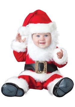 Disfraz de Santa para bebé