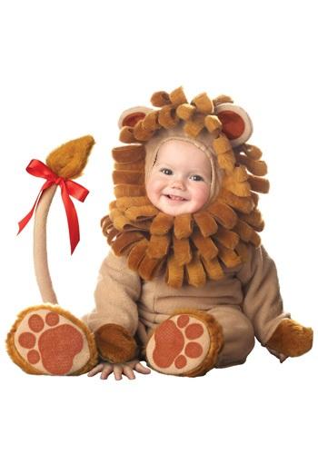 Disfraz de cachorro león
