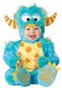 Disfraz de Lil Monster para bebé