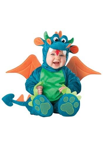 Disfraz de dragón de felpa para bebé