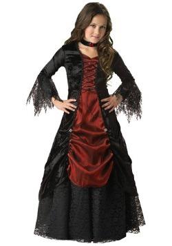 Disfraz de vampiro gótico para niñas