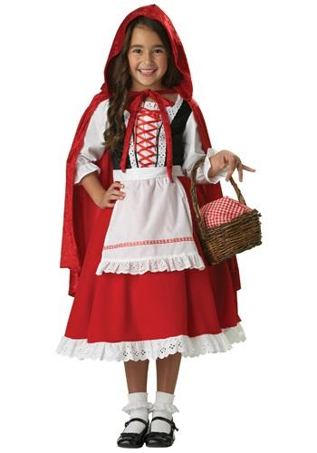 Disfraz de Caperucita Roja tradicional