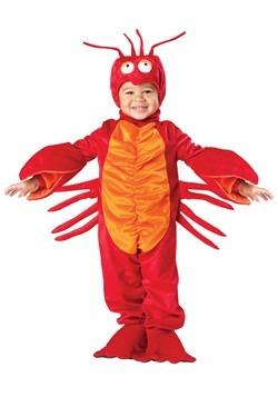 Disfraz de langostita para niños pequeños