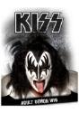 Peluca de demonio de KISS