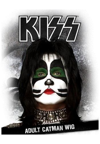 Peluca de Catman de KISS