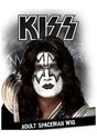 Peluca de Spaceman de KISS