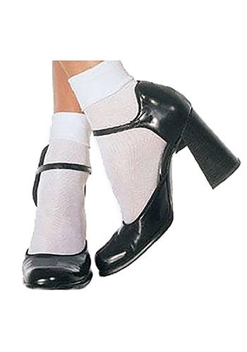 Calcetines Dorothy blancos