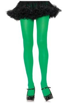 Mallas de nailon verdes