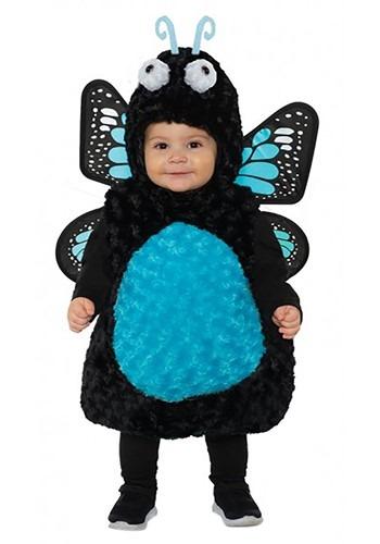 Kid's Bubble Blue Butterfly Costume