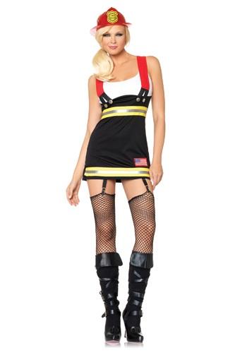 Disfraz de chica bombero