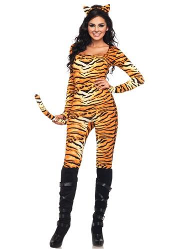 Disfraz de tigre salvaje sexy