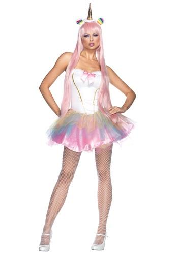Disfraz de unicornio de fantasía
