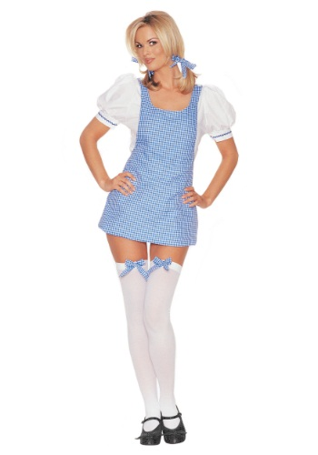Disfraz de Dorothy sexy
